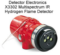 X3302 Hydrogen Flame Detector